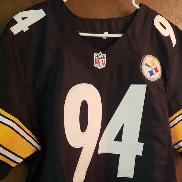 Steelers Lawrence Timmons jersey